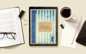 Kostenloses Digital Notebook für GoodNotes