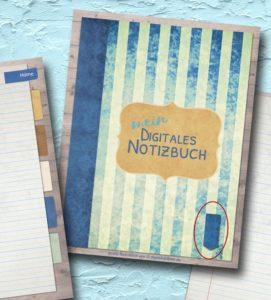 Vorschau des kostenlosen Notizbuchs